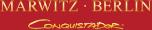 Conquistador – Marwitz Berlin Logo